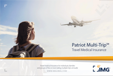 Patriot Multi-Trip Annual Travel Medical Insurance